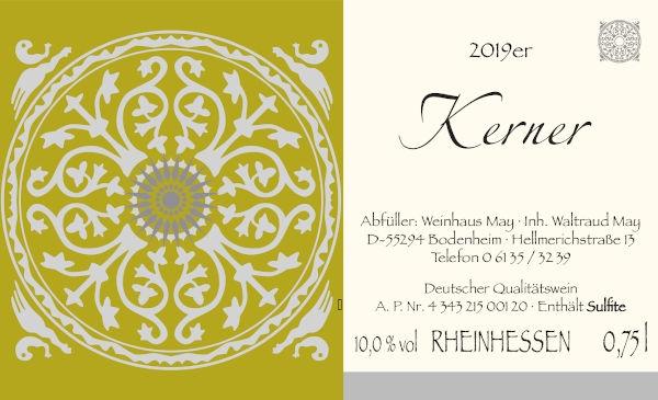 Weinhaus May Kerner 2019