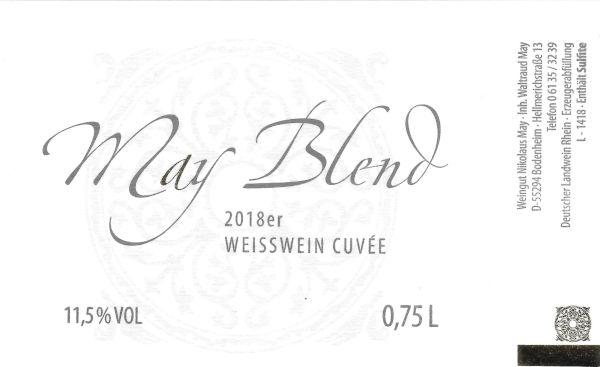 Weingut Nikolaus May May Blend 2018