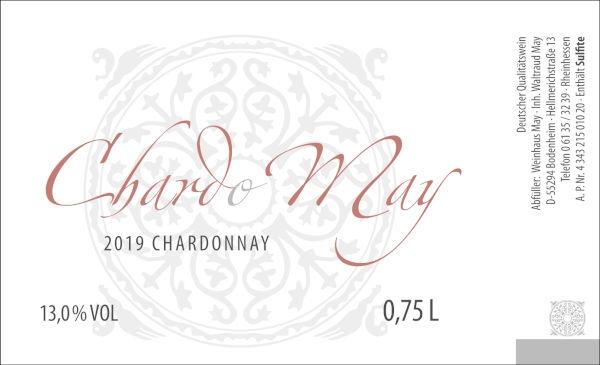 Weinhaus May ChardoMay 2019