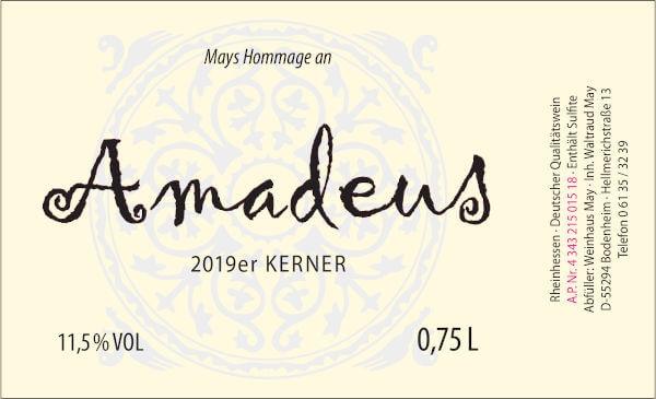 Weinhaus May Amadeus 2019