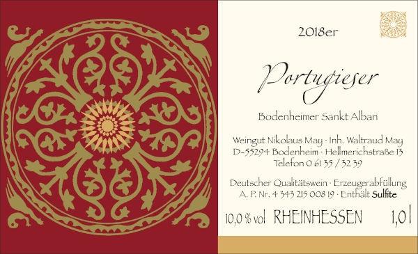 Weinhaus May Portugieser trocken